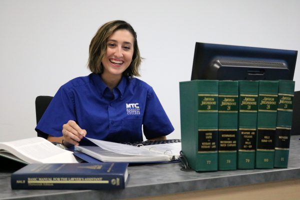 Legal Administrative Specialist Manatee Technical College