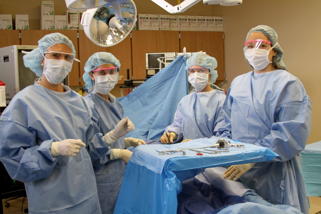 Surgical Technologist capitalize college subjects
