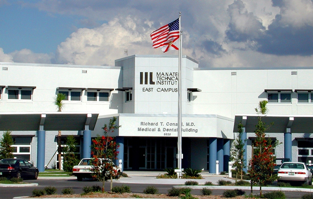 Image result for 6305 state road 70 east bradenton fl 34203 Manatee Technical College location map