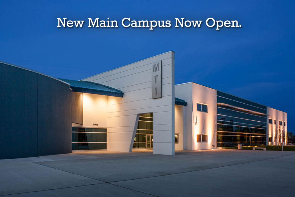 New Main Campus Now Open