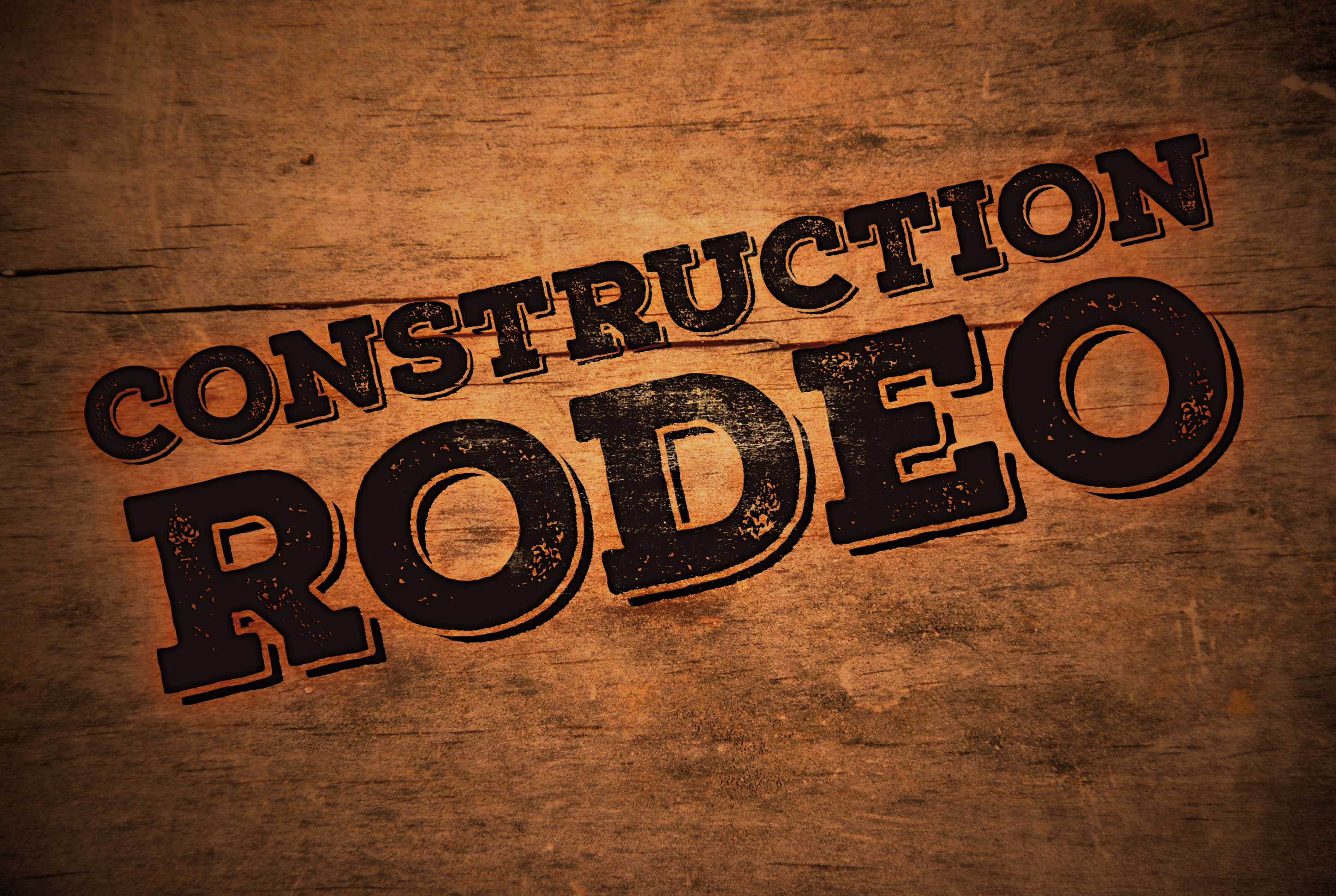 Image result for construction rodeo