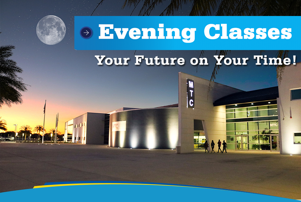 Evening Classes at Manatee Technical College