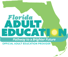 Florida Adult Education logo